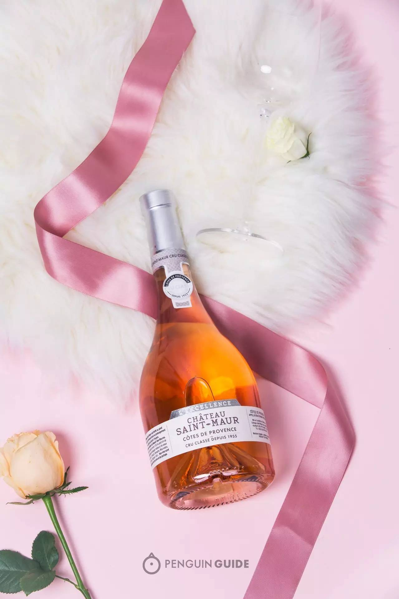 据说,喝了桃红酒,就能招桃花