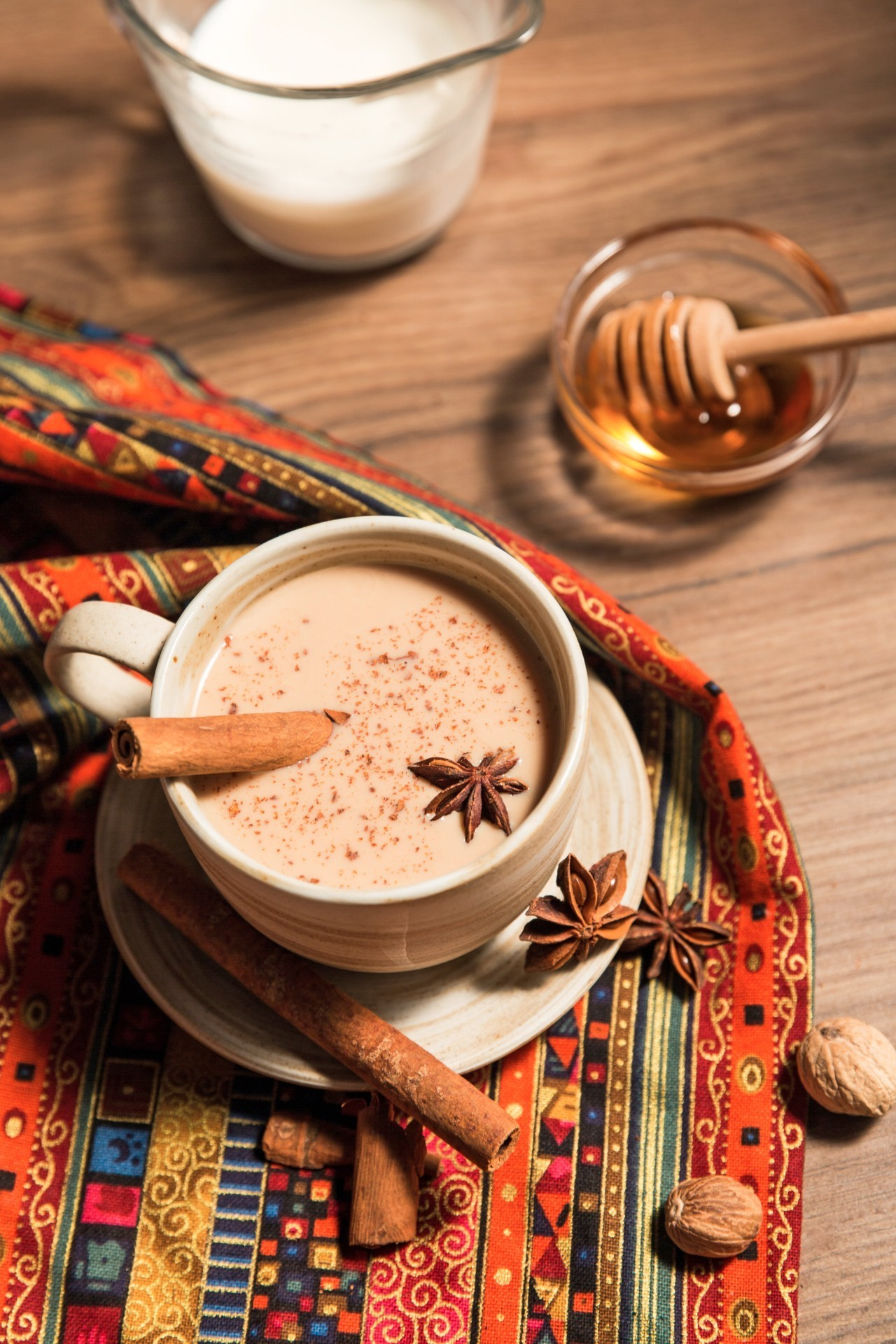 ▶️星爸爸的海外爆款chai latte,快学着做!