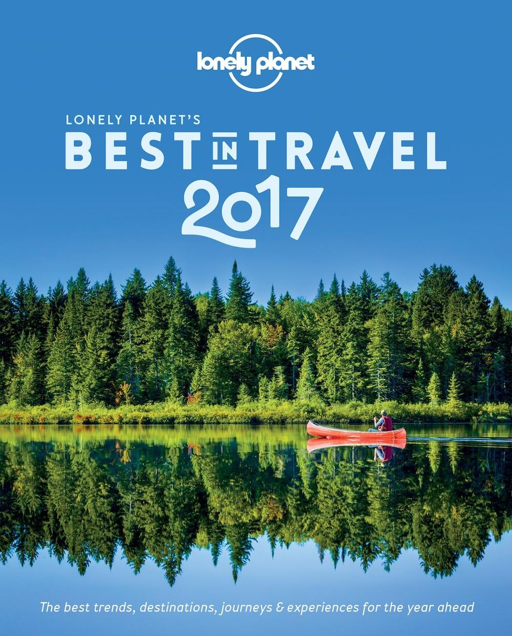 这本关于2017年最佳旅行目的地的书上市了!