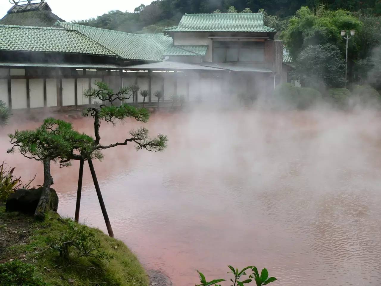 天凉了,又是去日本泡汤的好时节