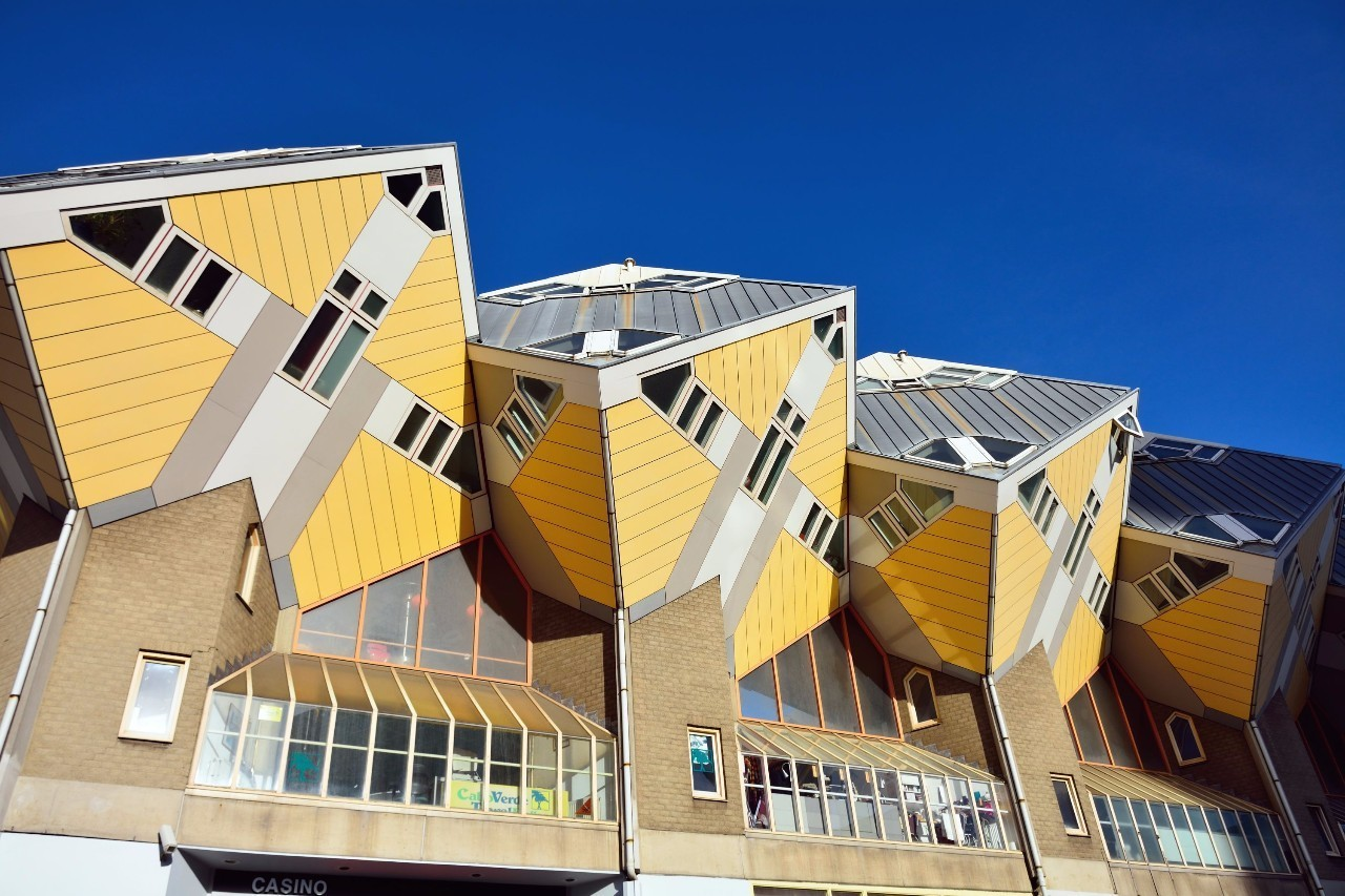 荷兰这些酷到没朋友的建筑,值得你专程去打个卡