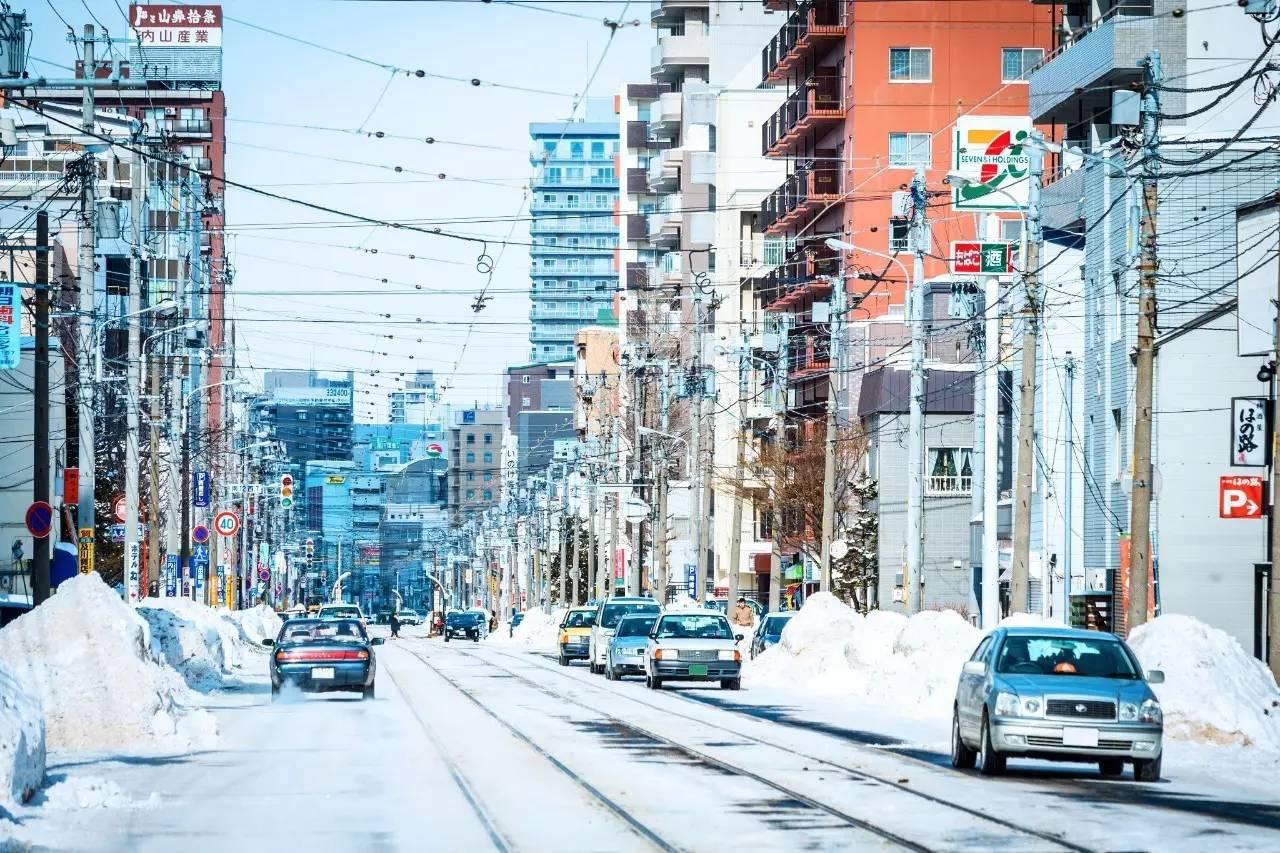 冬天想去北海道看雪,现在就可以开始规划了