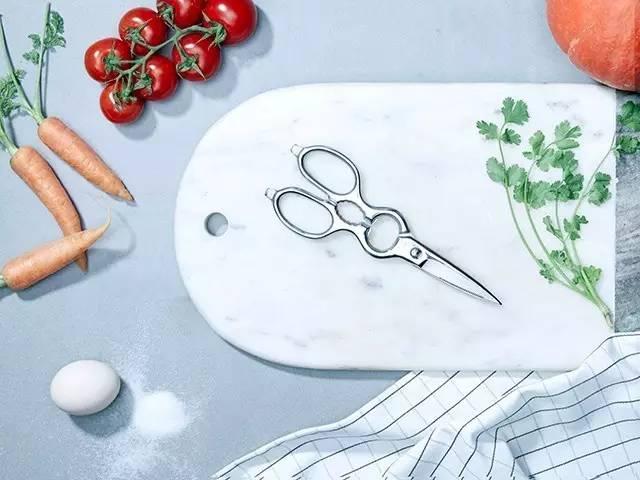 切菜切鱼切鸡块,开瓶开罐开核桃,这把厨房剪刀全包了