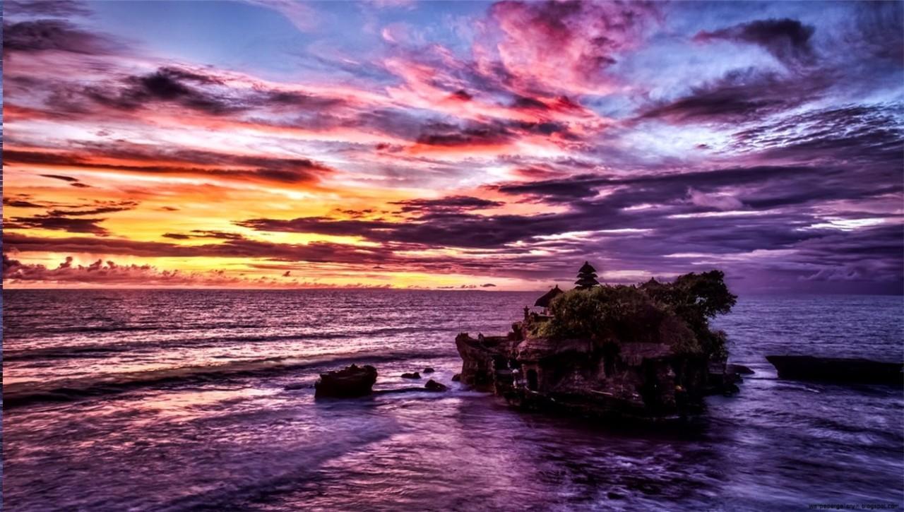 7折入住巴厘岛别墅,南部最后绿洲独享海神庙奇景【赞那度旅行】