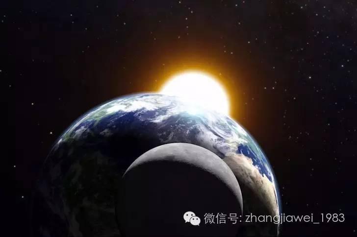 无意中得知了太阳与月亮的爱情故事