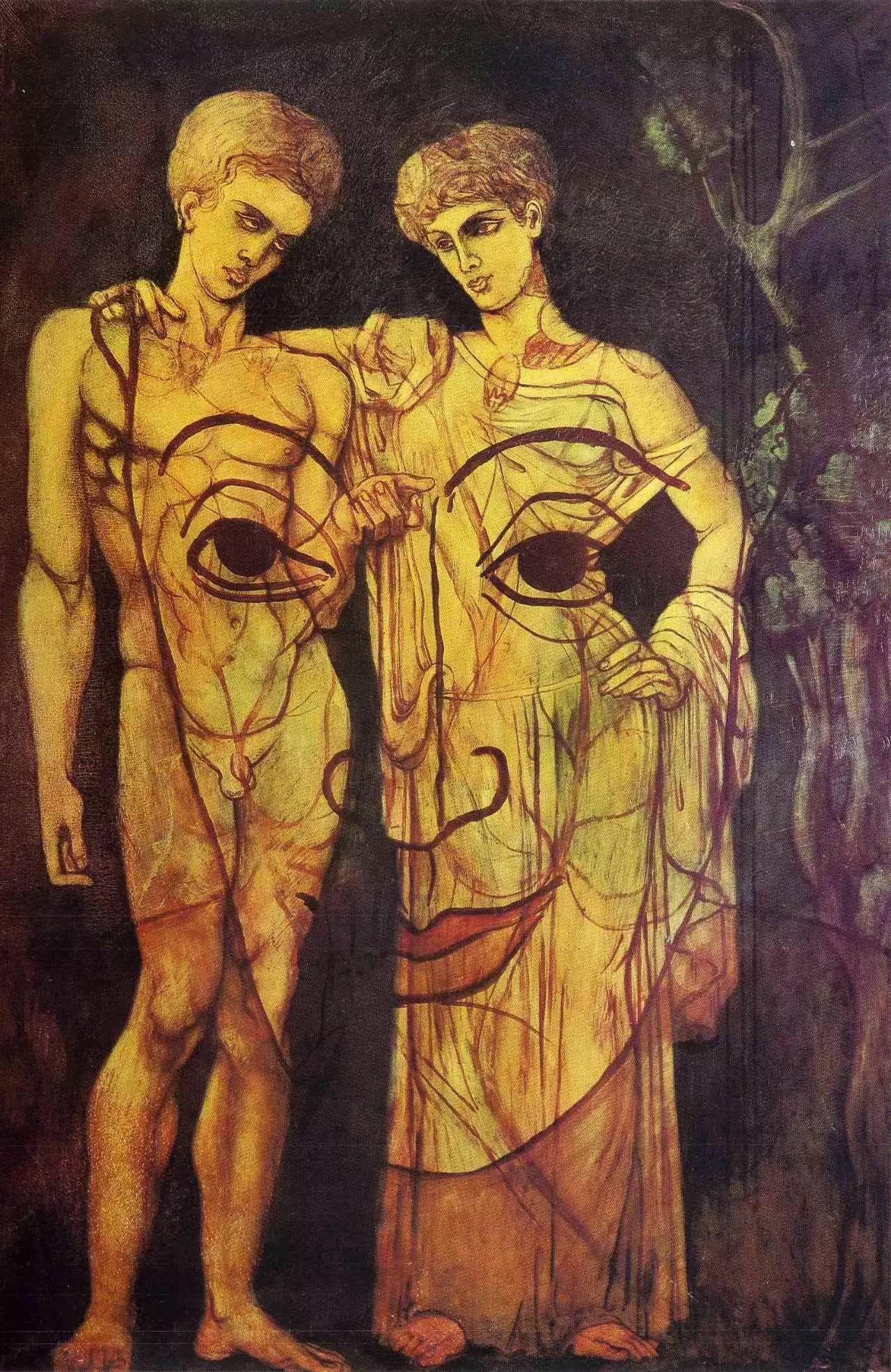 皮卡比亚:艺术家中的反骨,却创作出让人眩晕的幸福感