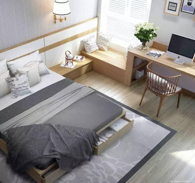 你家的卧室已经OUT了,看看人家的!