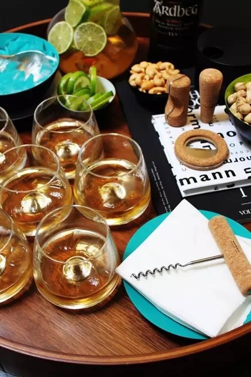 新年里的第一杯酒,这样喝才美!