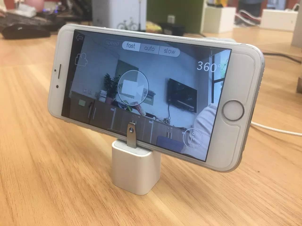 这个App可以实现你360°无死角偷拍的梦想#iOS