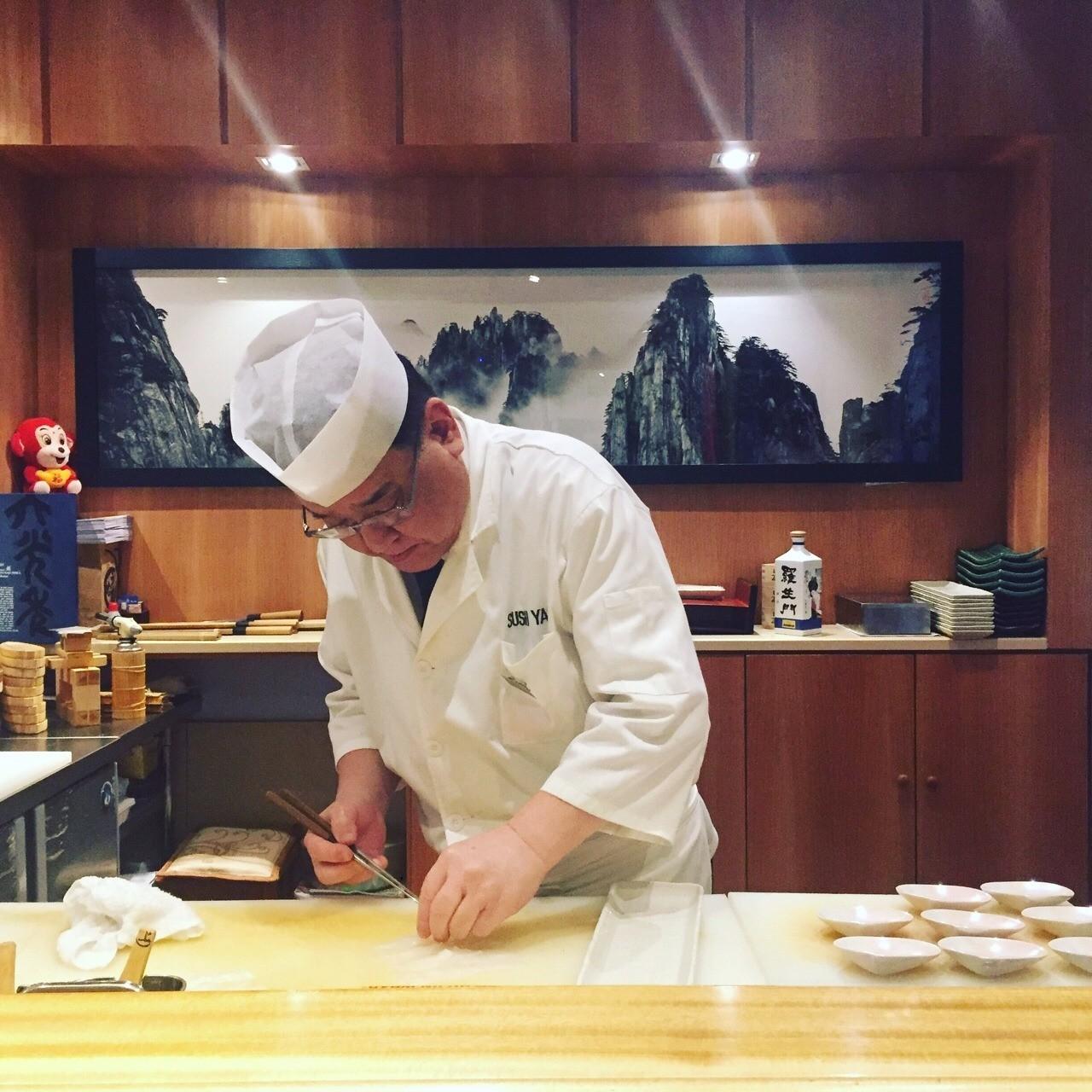 唯一摘得米其林二星的本帮菜、最顶级的空气寿司......永福路:我们只推这四家!(文末福利)