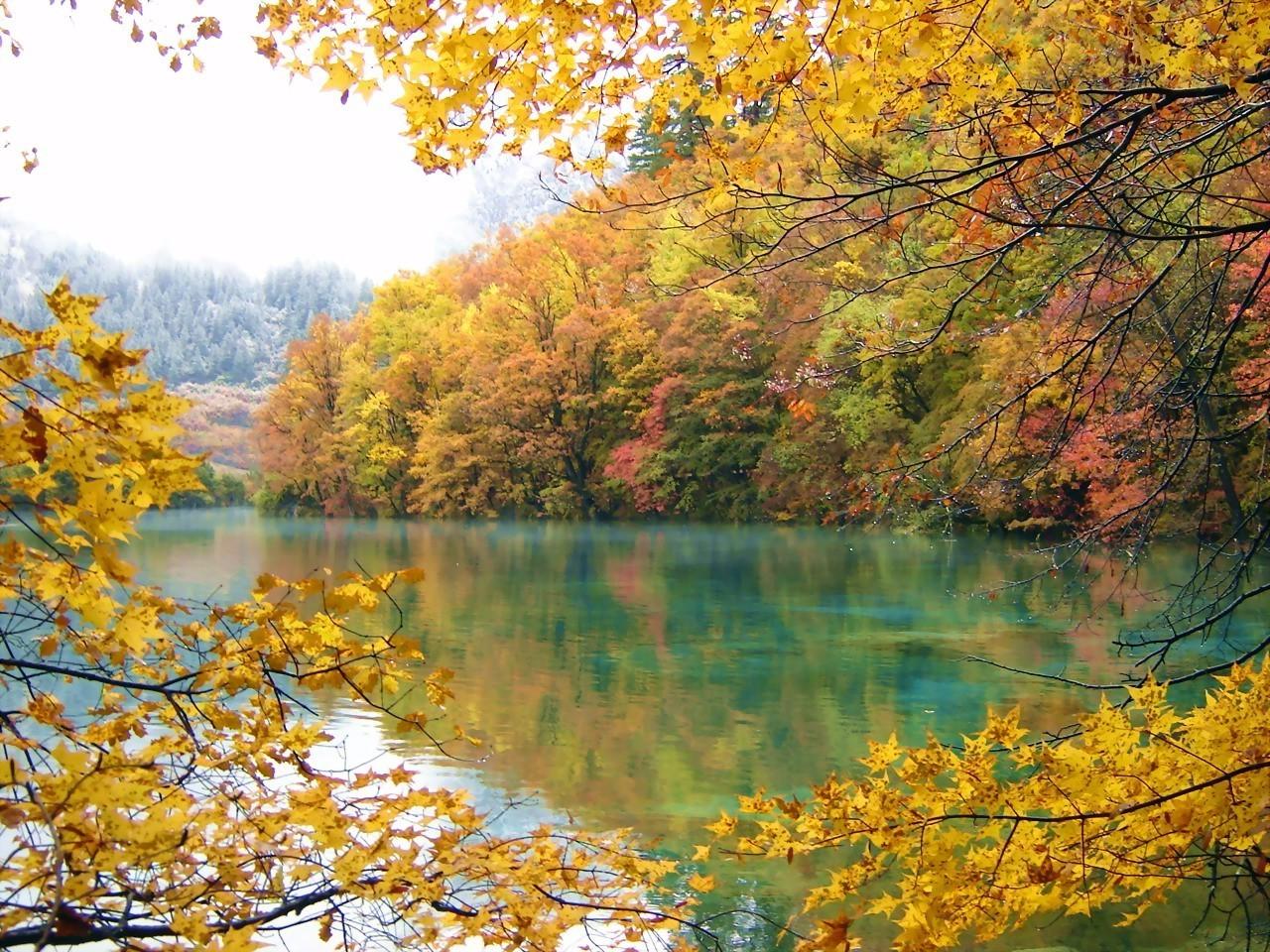 10月份中国这8个地方美成了仙境,你居然还不知道!