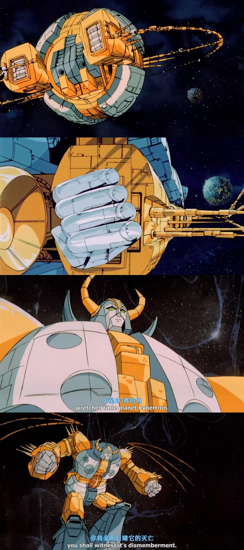 《变形金刚大电影》,进击的星球巨人与汽车至尊宝