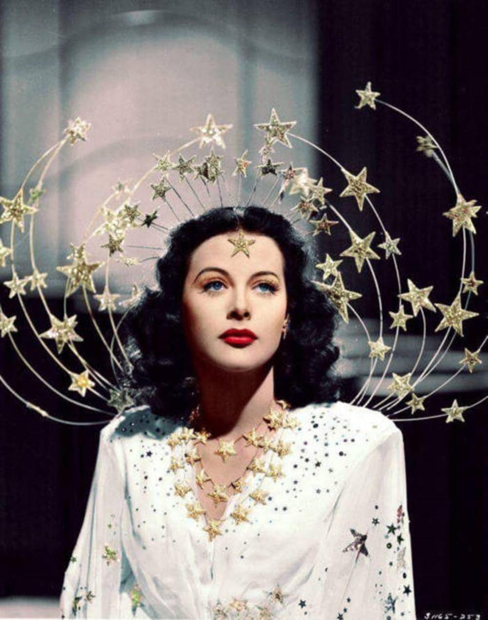 纳尼?发明Wi-Fi的她居然是位绝代女神,还是电影史上第一位全裸的女演员,我的天呐!