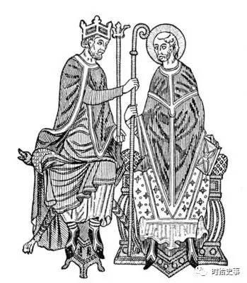 """古会玩!教皇和皇帝互怼,""""玩""""脱了神圣罗马"""