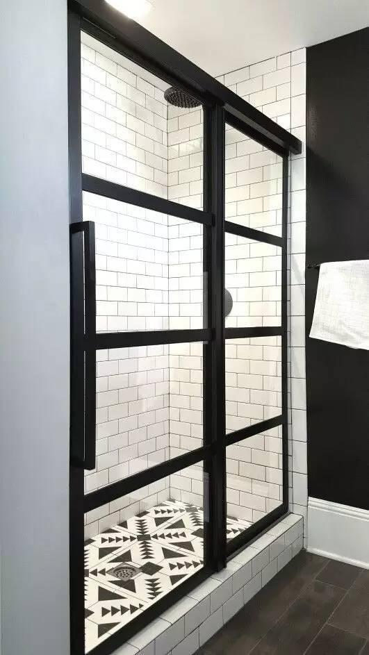 听说卫生间现在流行小白砖?