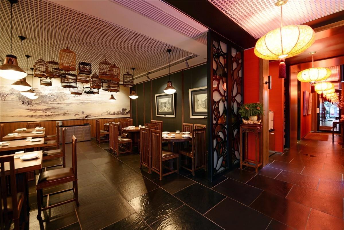 一大口BEST100中国餐厅榜颁布,今年最值得吃的餐厅全部在此