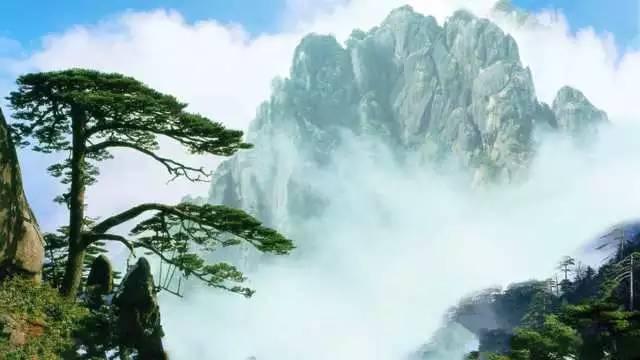 中国最美十大名山排行,第一竟是她!