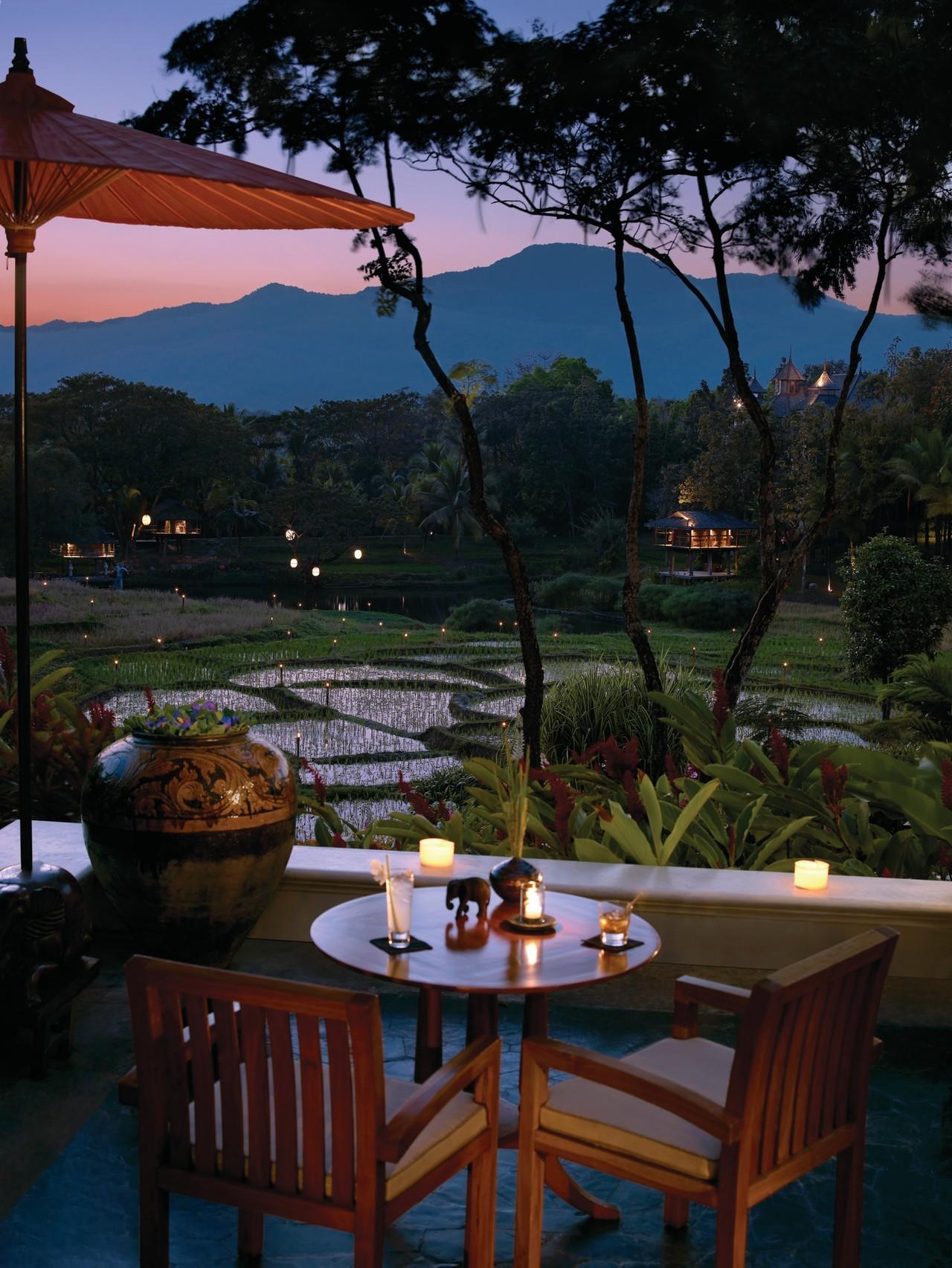 酒店︱凉爽入秋,到大自然中探寻度假的理想之地