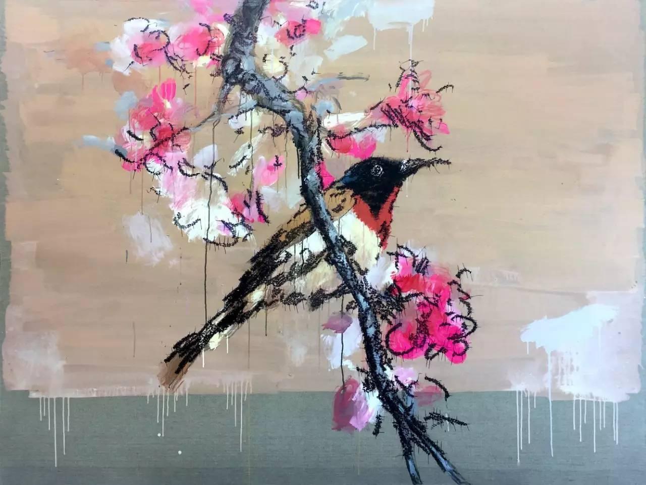 纸媒策展 | 叶永青的秘密花园
