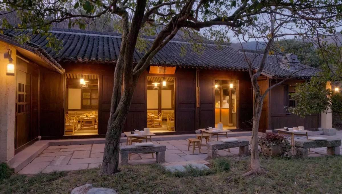 看世界 | 国内古色古香的酒店大盘点!春节假期的小旅行,走起吧!