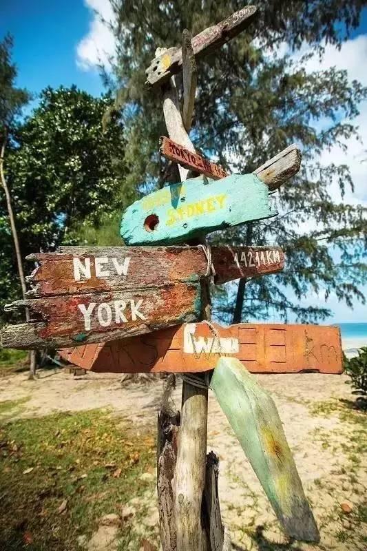 旅行 | 去国外这些小众海岛玩一次,才算真正地结束了今夏!