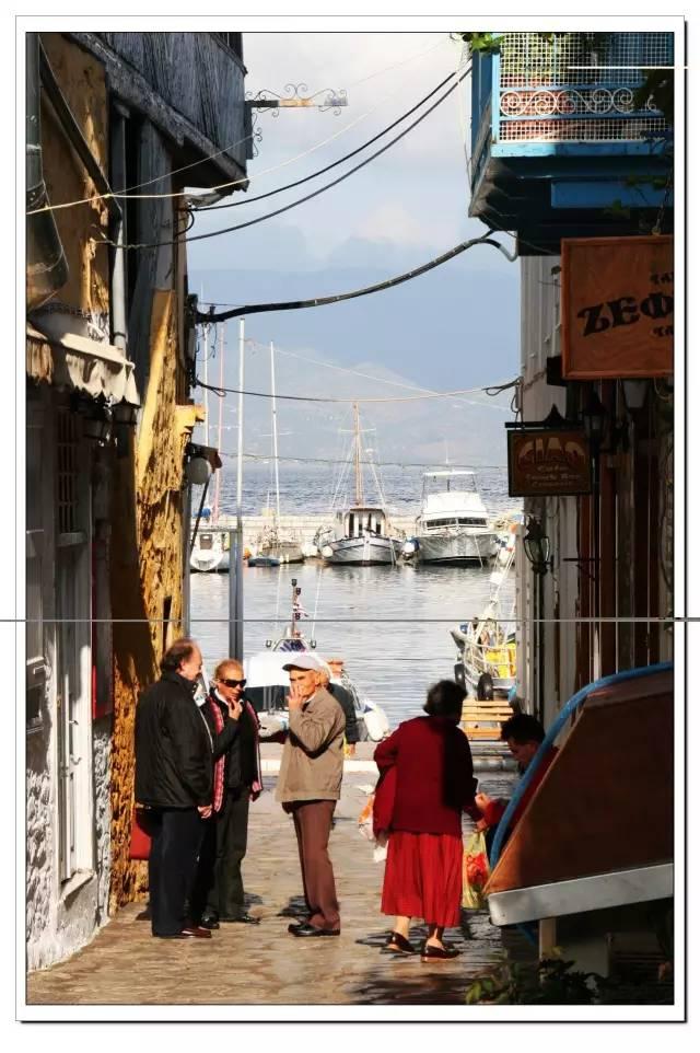 科恩偶然去了希腊,我因为科恩去了伊卓岛