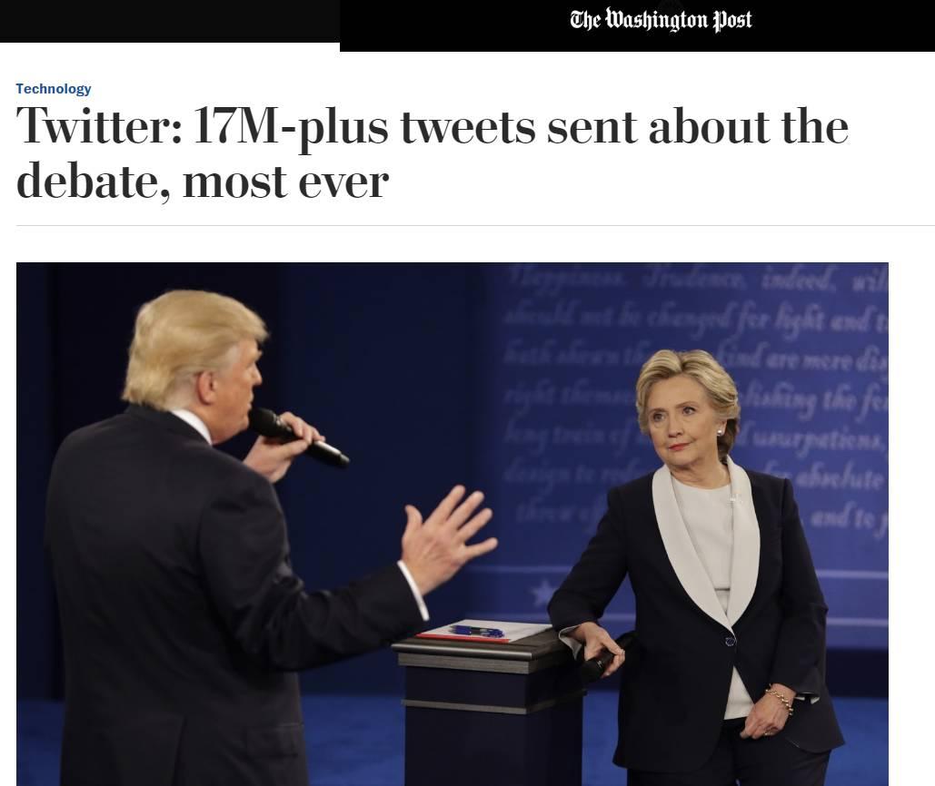 美国人自己的总统,含着泪也要选!三分钟看完第二场辩论,究竟谁更胜一筹?
