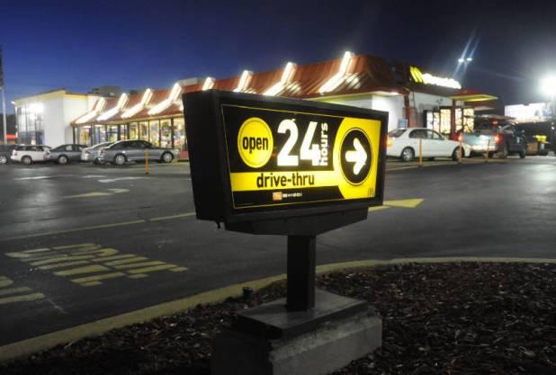 除了麦当劳,美帝竟然还有这些24小时开放的深夜食堂?看得我都饿了...