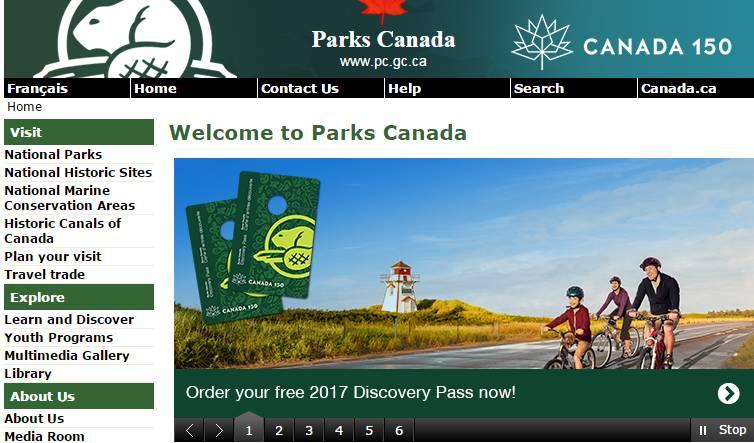 重磅!2017年加拿大国家公园将对全球游客免费!| 附景点推荐