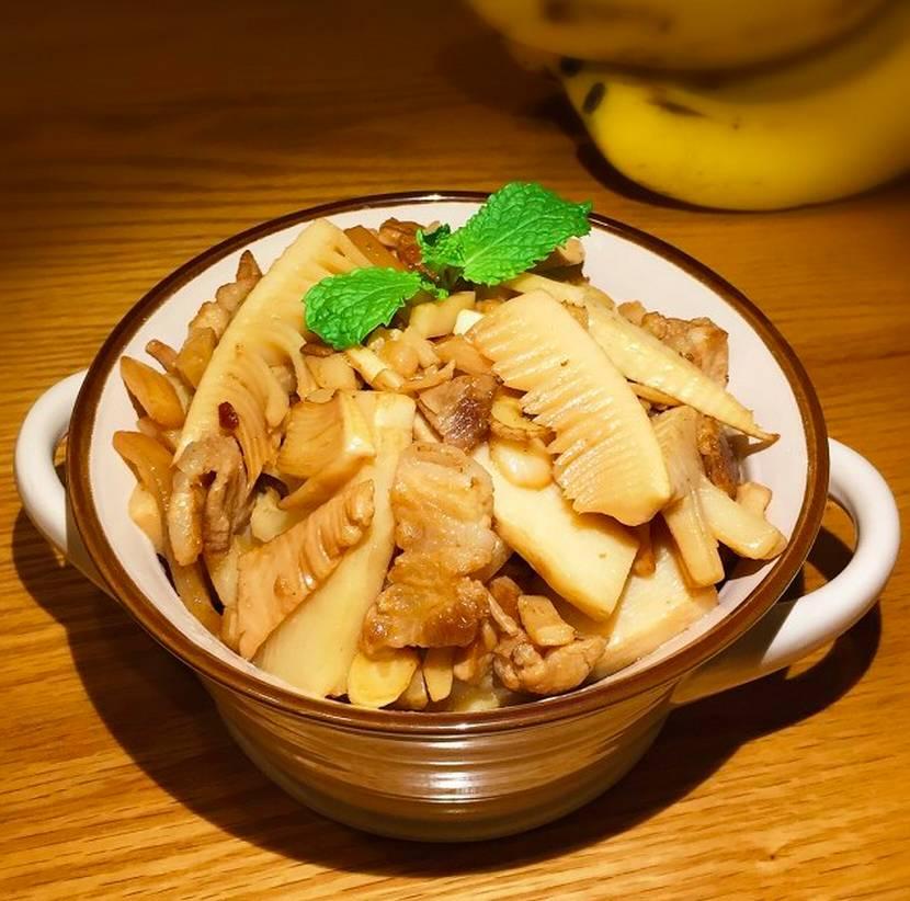 好物 | 脆嫩多汁的清汁笋,炒菜熬汤顿顿鲜