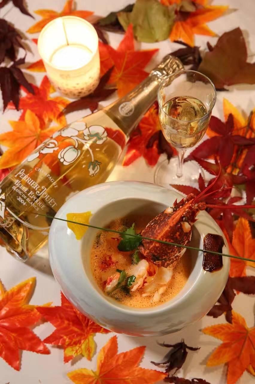 秋冬,拒绝冷淡 ,有酒有宴,最温暖与最绚烂