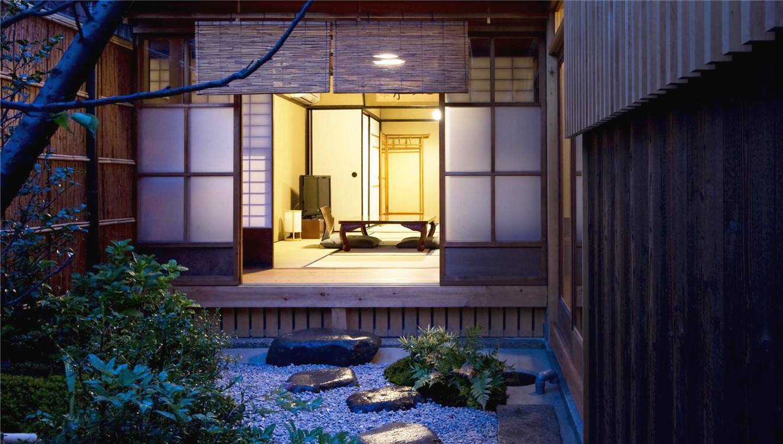 樱花季特惠   町屋可不是普通民宿!在她百年历史中感受地道京都生活