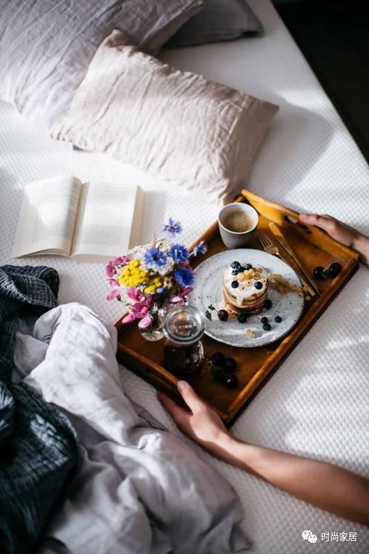 一杯咖啡+一张床,分分钟拍出杂志大片