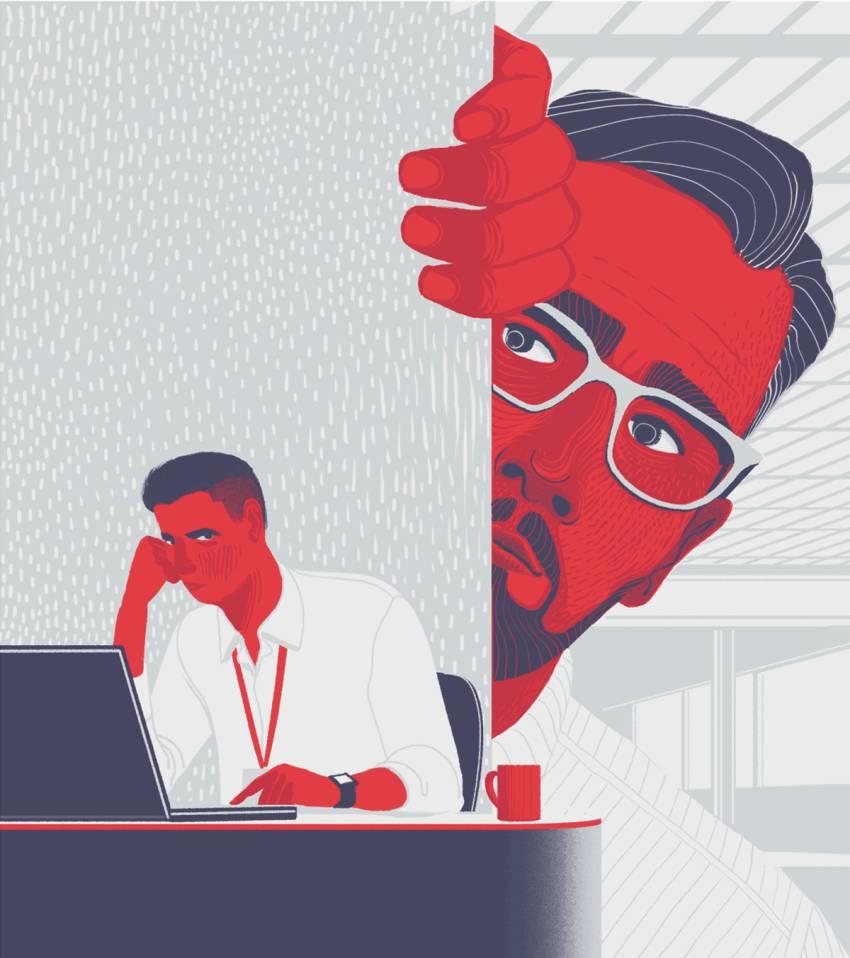 管理好与上司之间的关系,其实是你能力的重要体现