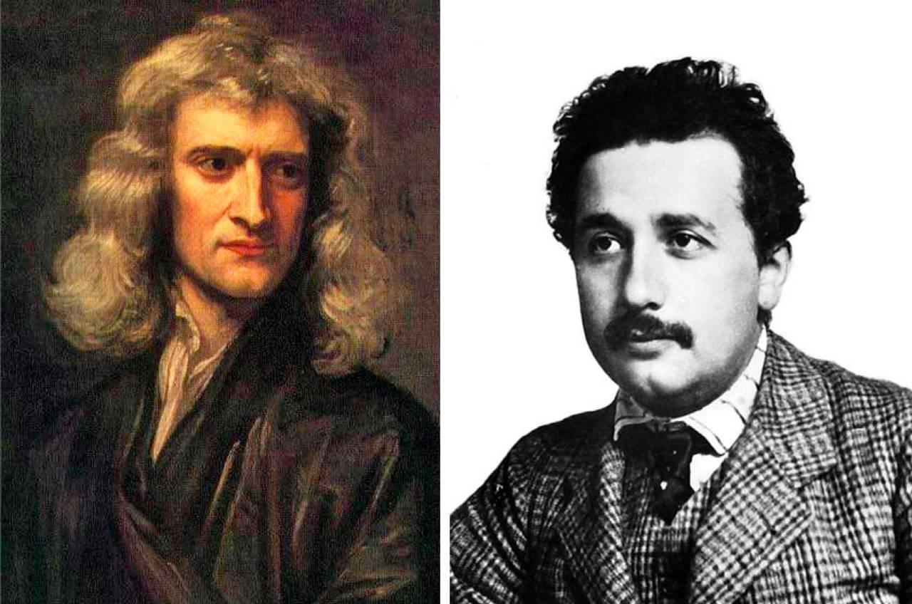 科学何以成为科学:爱因斯坦品读牛顿