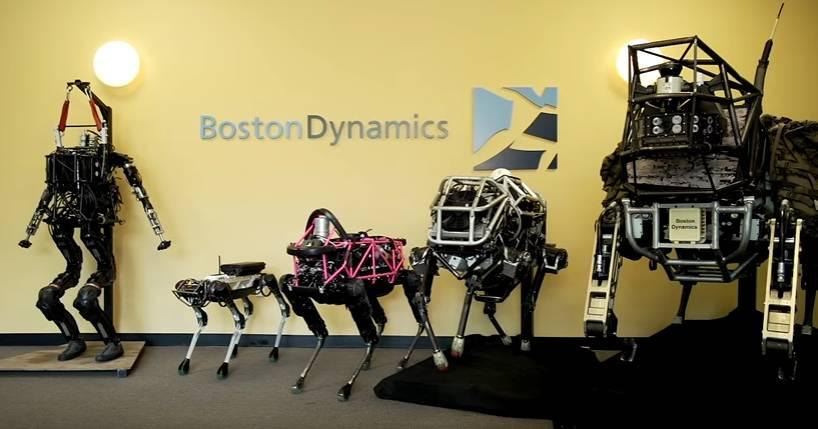谷歌旗下这家公司制造了大量未来机器人,却由于太超前,要被卖掉了!!