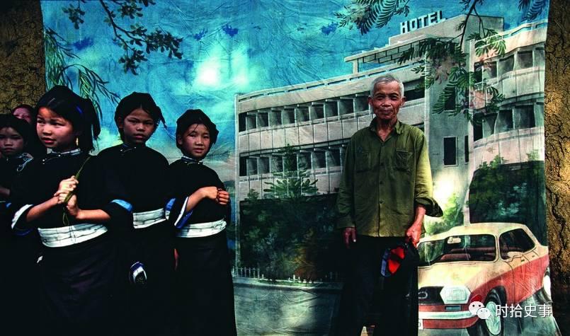 图集   历史的对照:不同时代下的亚洲影像