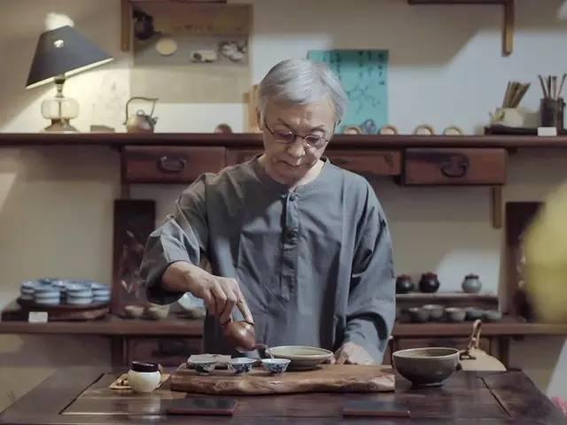 著名茶家何健监制冻顶乌龙,最美的茶礼!