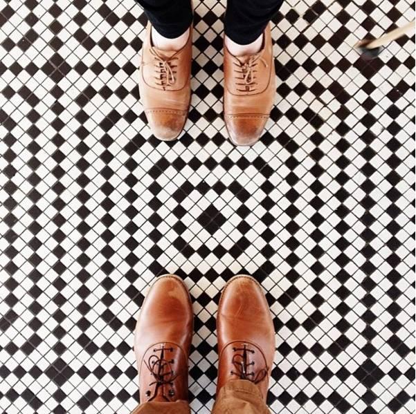 美哭了!你知道你脚下的地砖有多美吗?