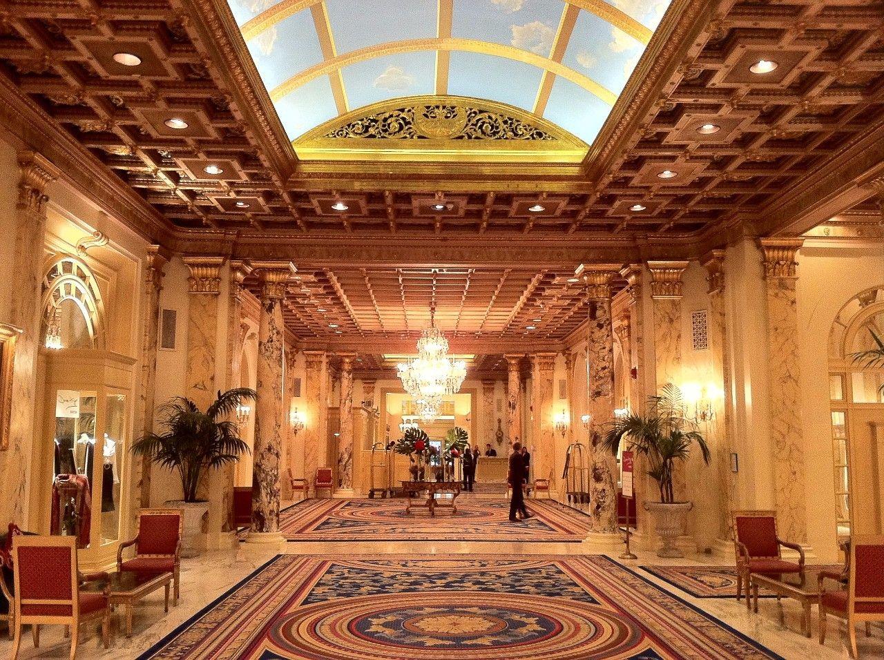 奢华酒店那么多,为什么只有它被称为传奇?