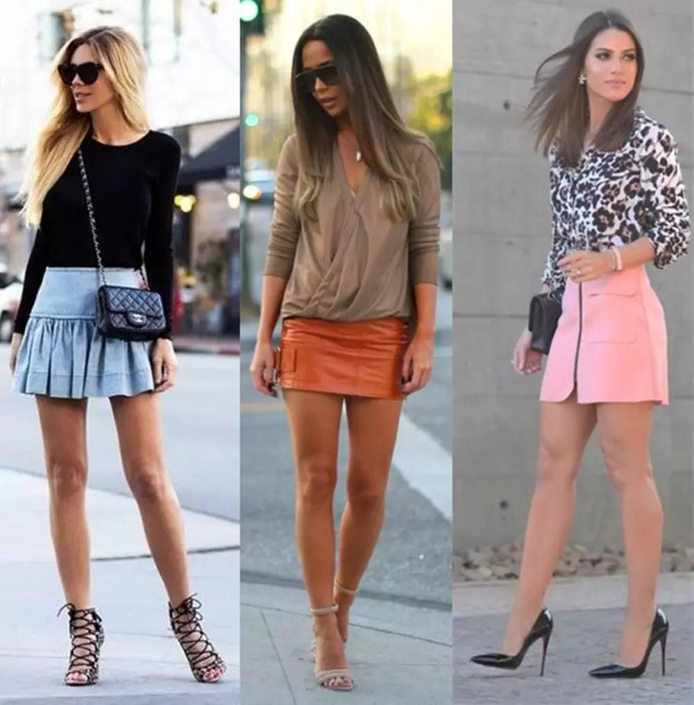 八种廓形选美裙,你的下半身就靠它们了!
