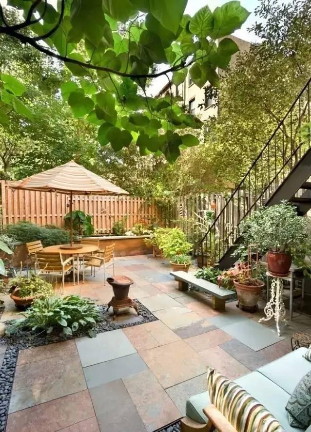 如果你的家有个院子,你会这样吗?