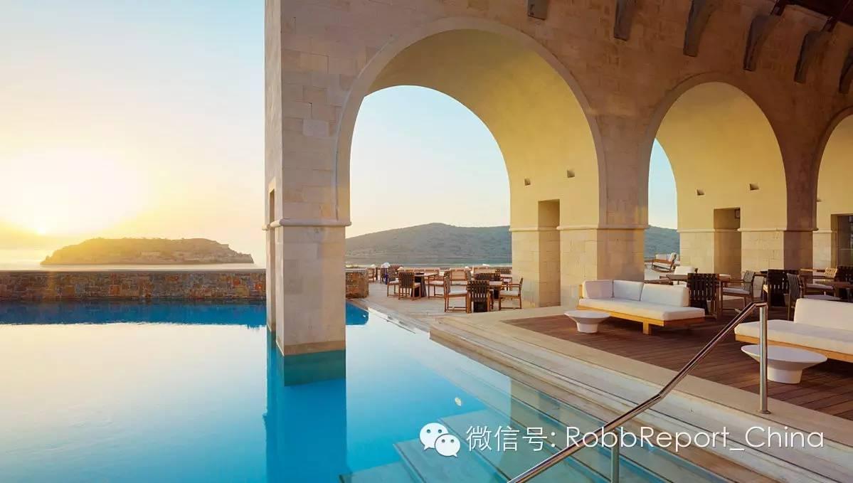 旅游 | 世界那么大,我想去最美的泳池游个泳!