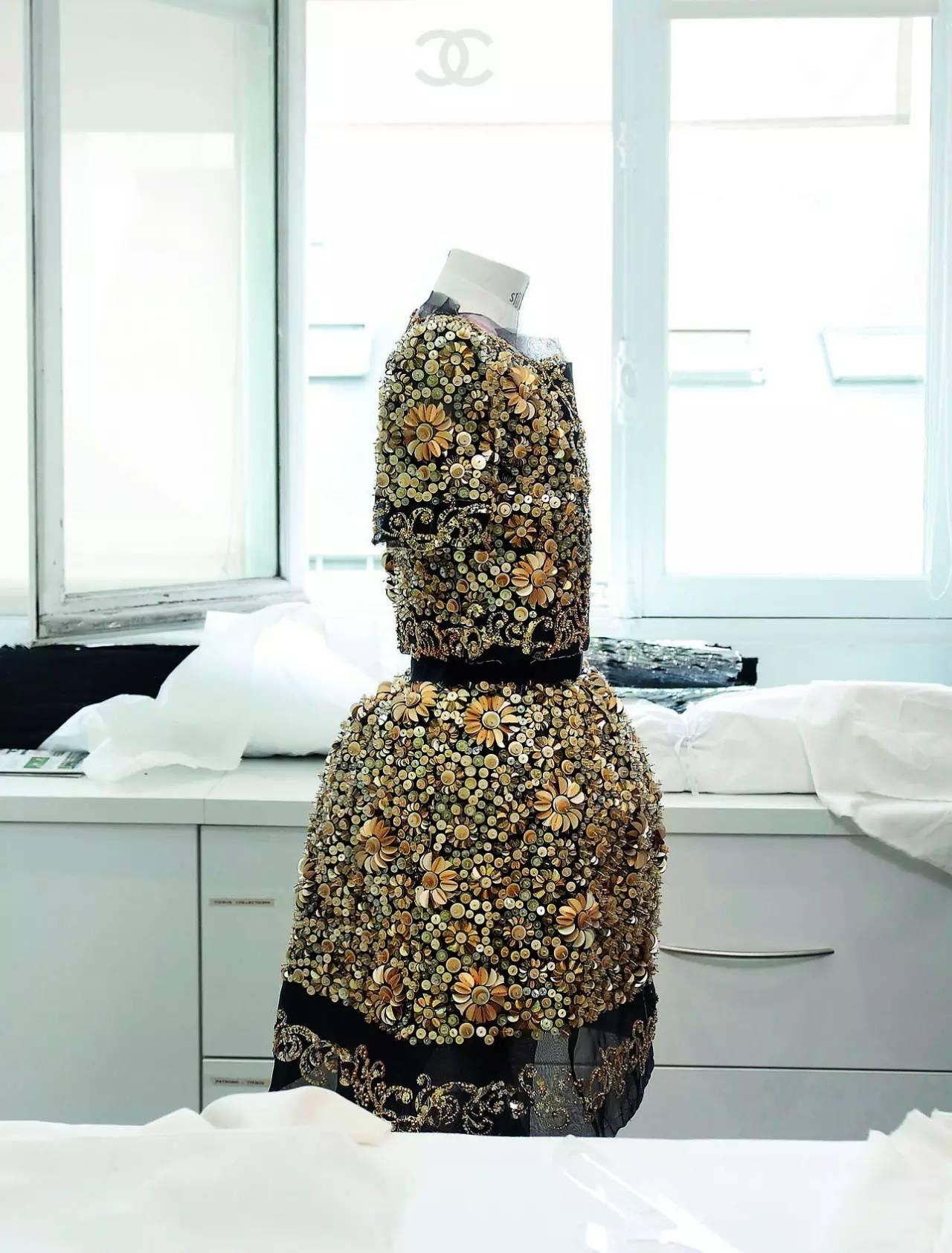 时尚 | 华服背后:揭秘CHANEL高级定制