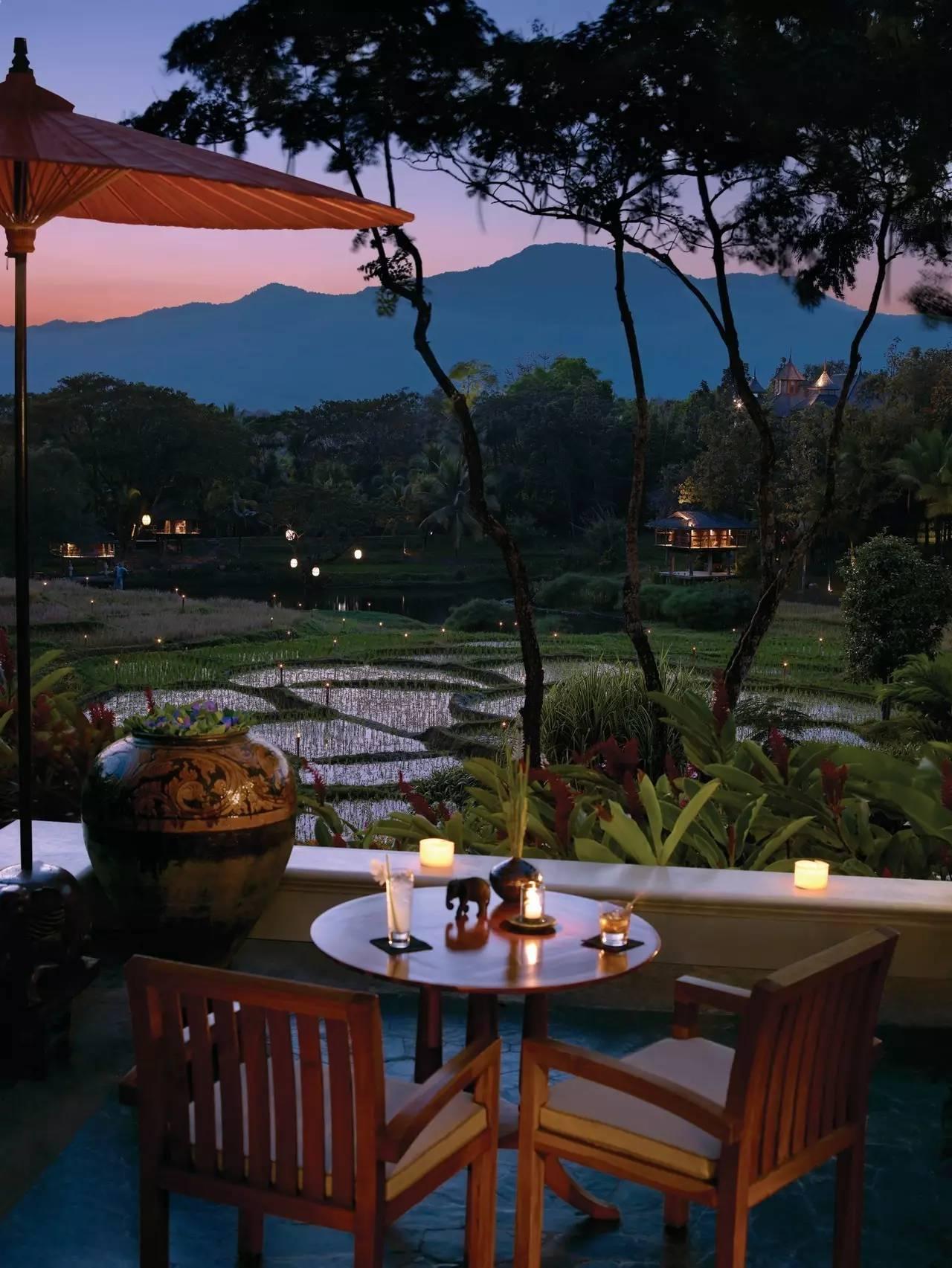 酒店︱静居山林,静下心来与自然亲密
