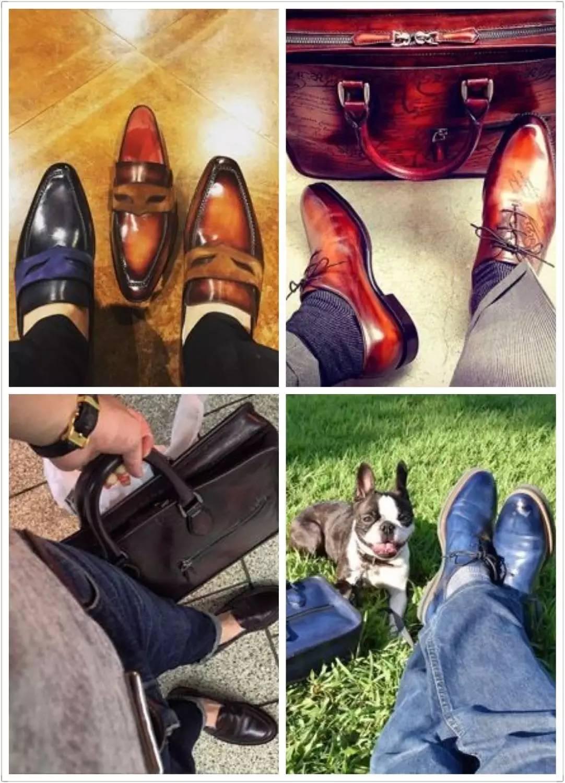 时尚︱一双给足男人面子的鞋