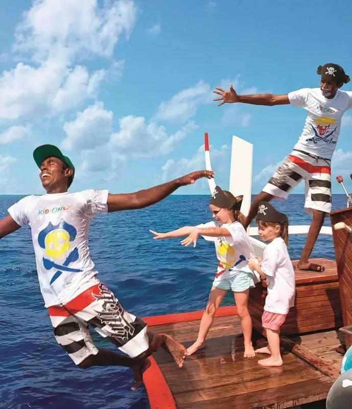 旅游 | 因为是马尔代夫,所以我们才如此深爱