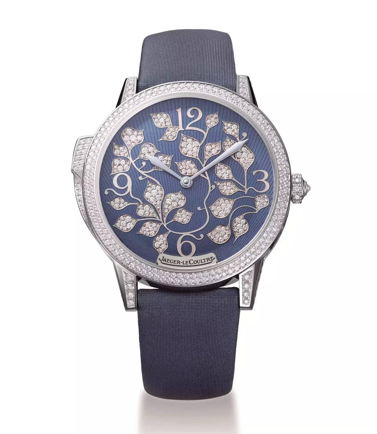 腕表 | 复杂功能女表,用强大的内芯搭载智慧和美貌